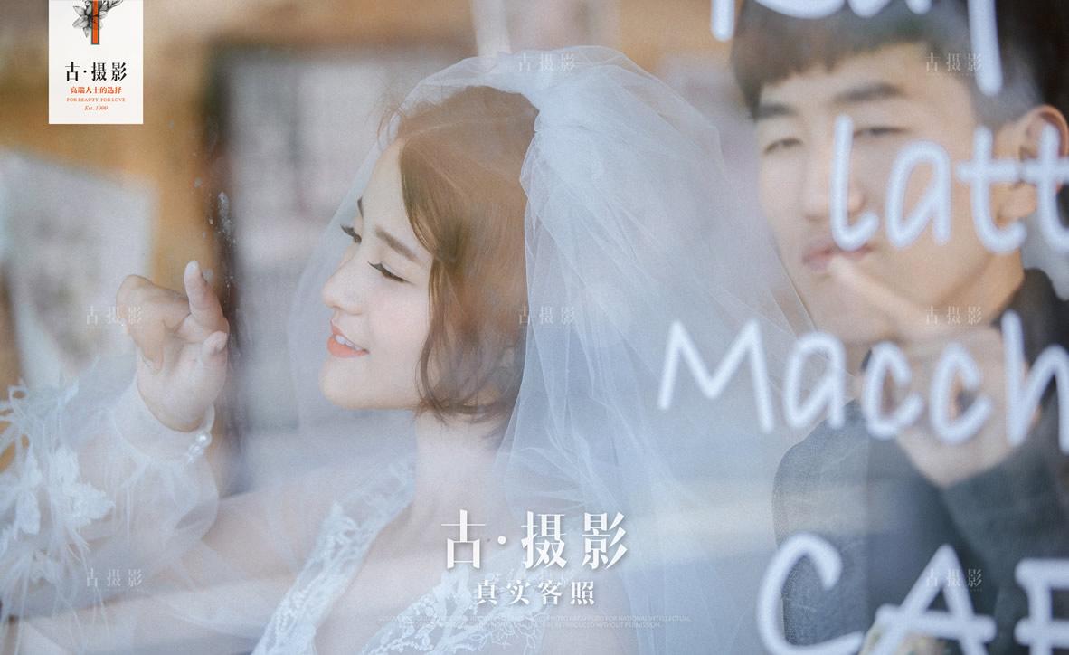 8月6日客片祝先生 简小姐 - 每日客照 - love昆明古摄影-昆明婚纱摄影网