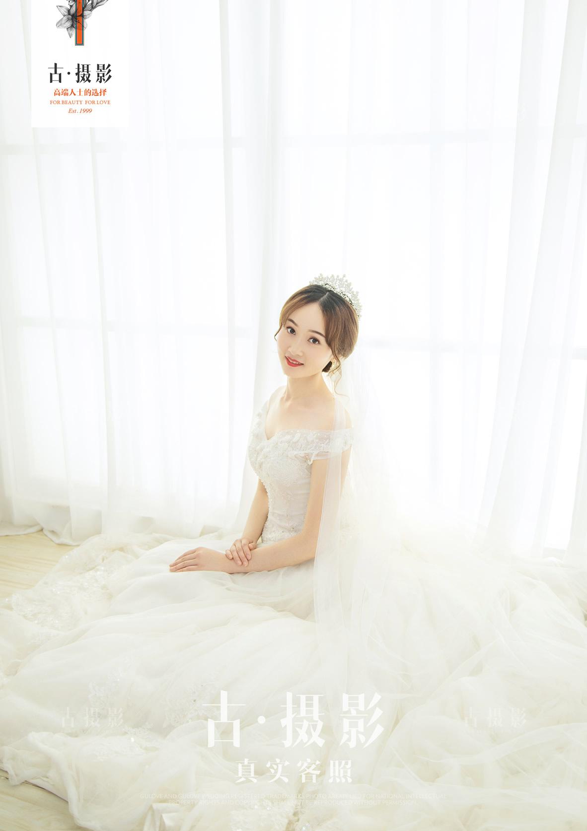 8月7日客片张先生 陈小姐 - 每日客照 - love昆明古摄影-昆明婚纱摄影网