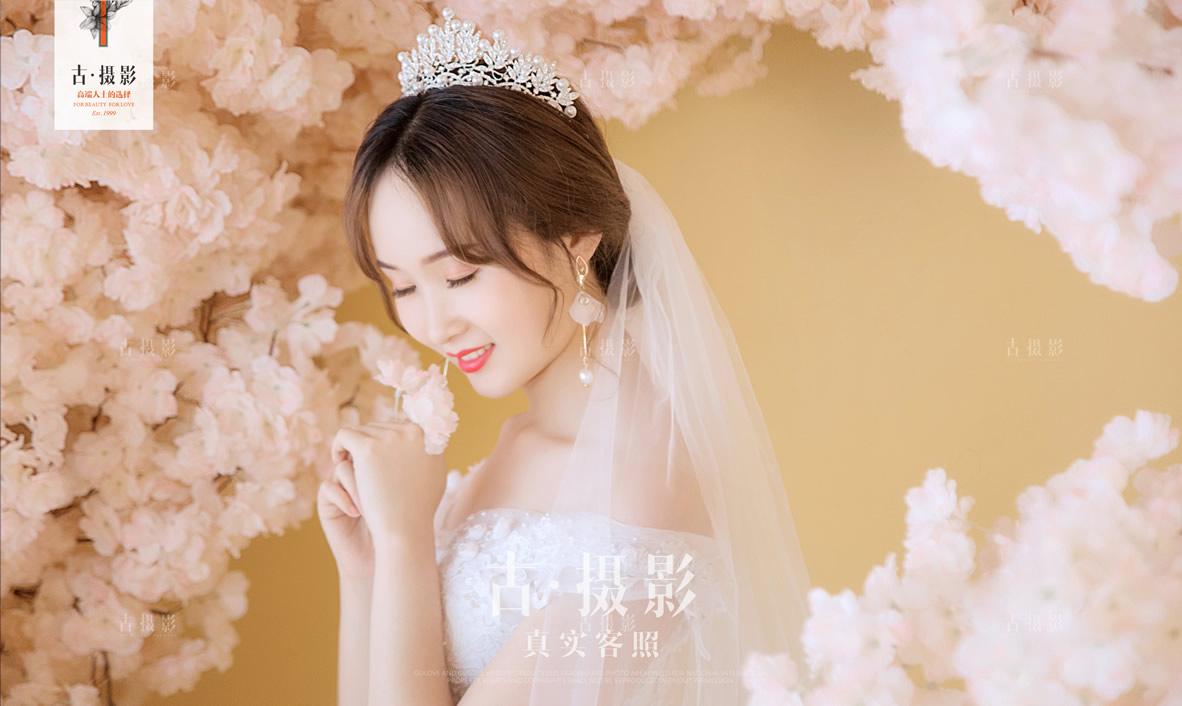 8月24日客片张先生 陈小姐 - 每日客照 - love昆明古摄影-昆明婚纱摄影网