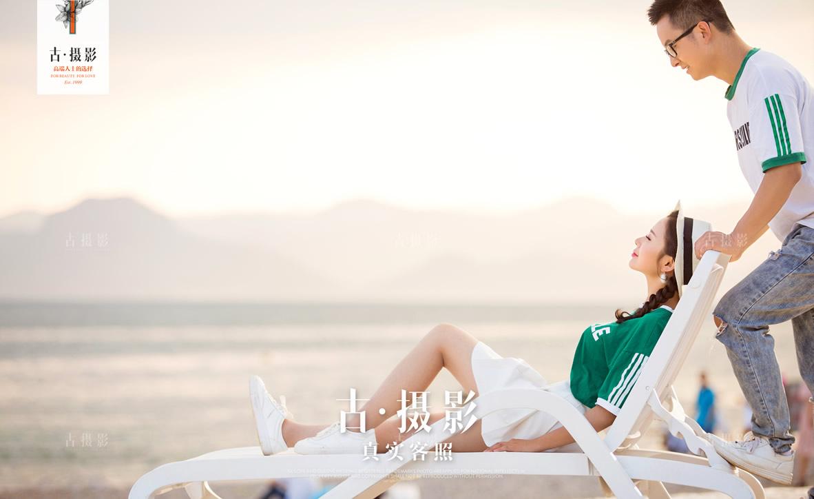 8月11日客片杨先生 朱小姐 - 每日客照 - love昆明古摄影-昆明婚纱摄影网