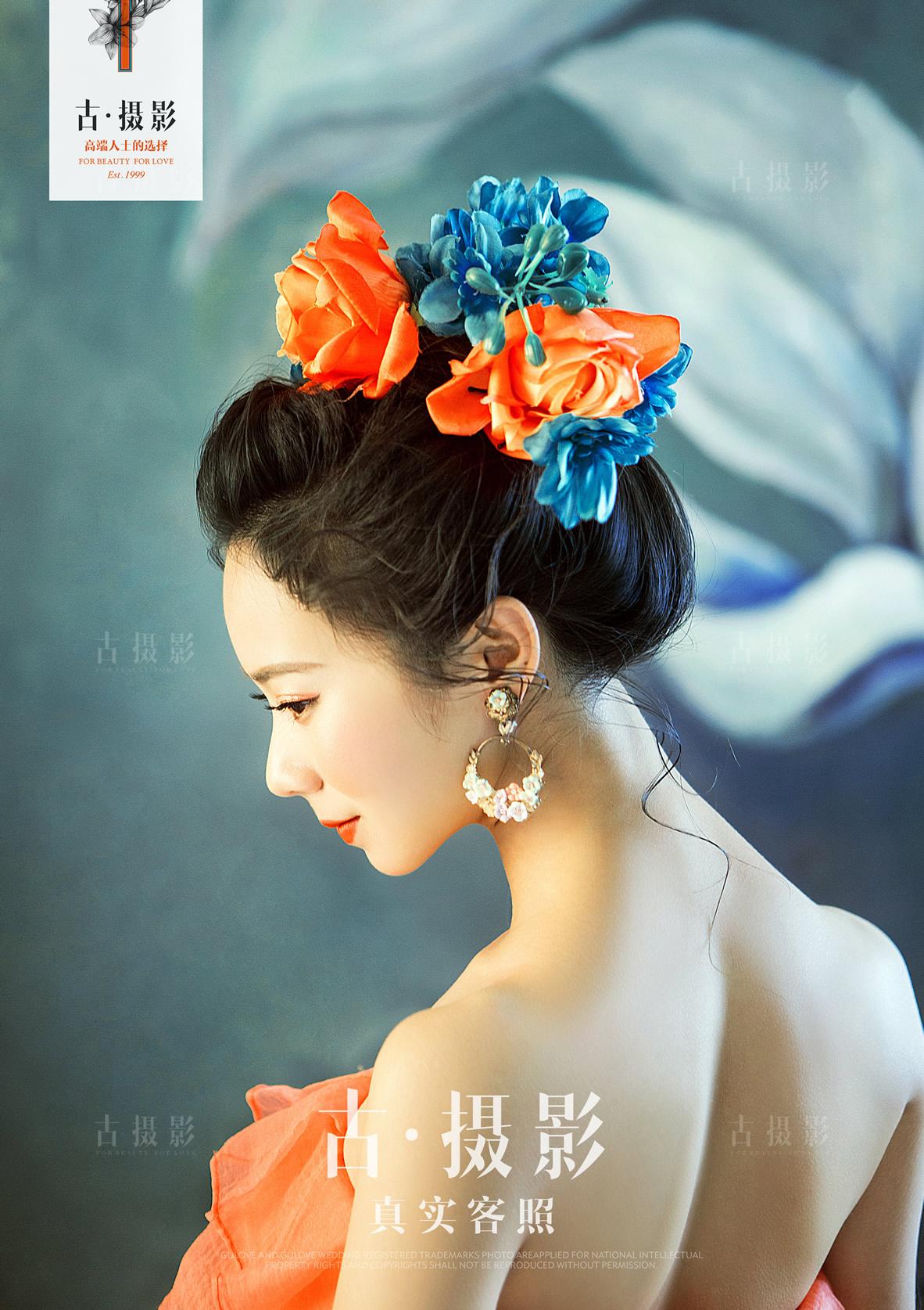 9月21日客片赵先生 杨小姐 - 每日客照 - love昆明古摄影-昆明婚纱摄影网