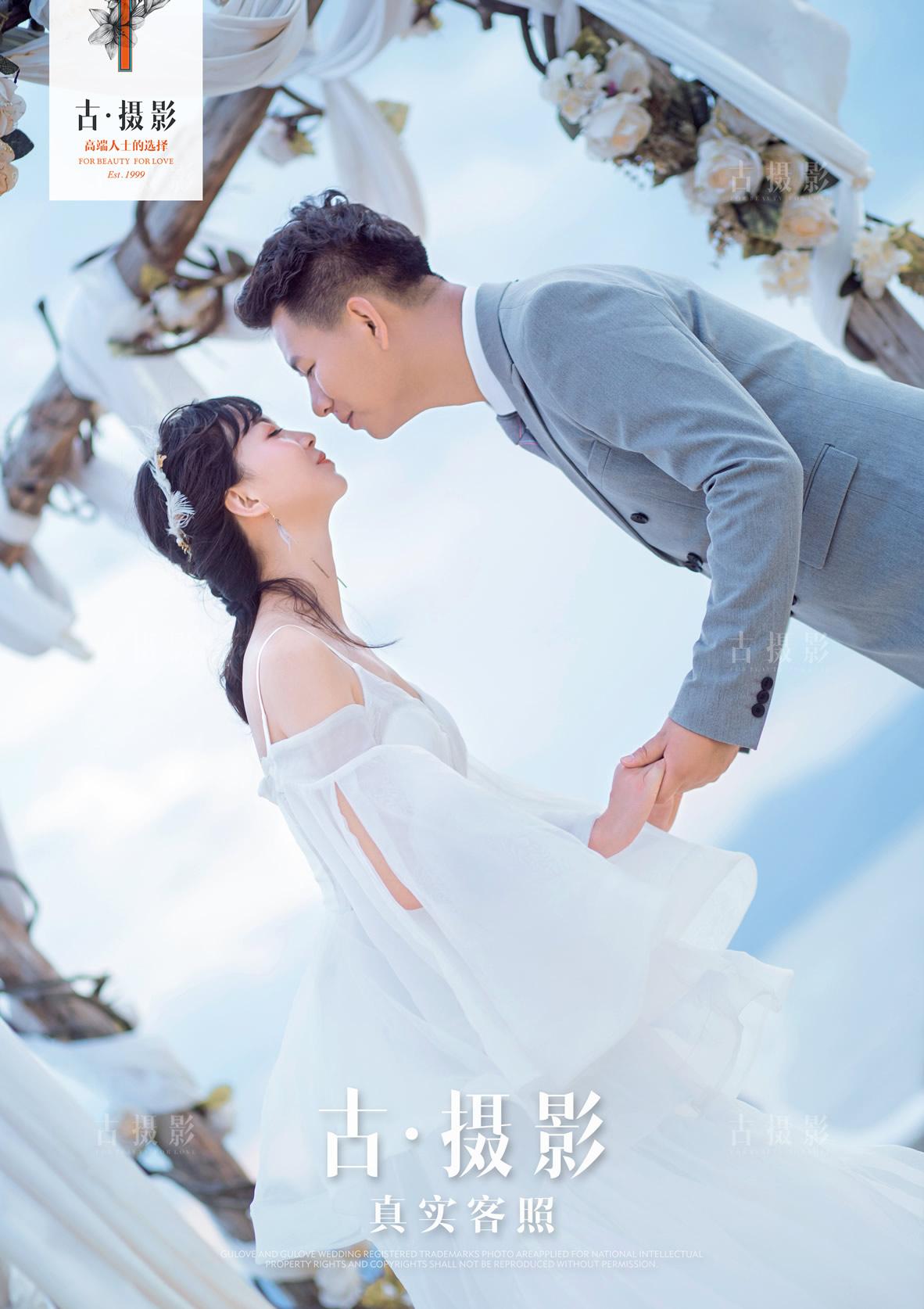 9月23日客片周先生 晏小姐 - 每日客照 - love昆明古摄影-昆明婚纱摄影网