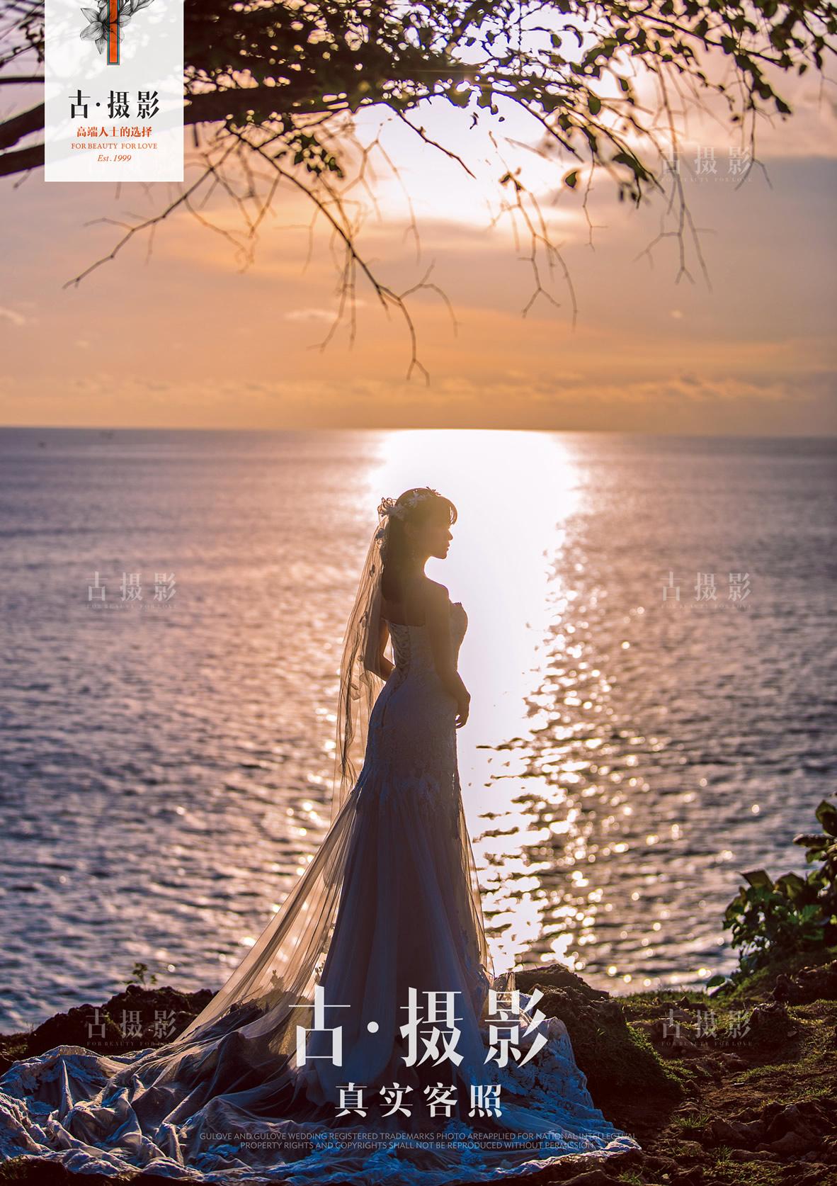 10月16日客片周先生 姝小姐 - 每日客照 - love昆明古摄影-昆明婚纱摄影网