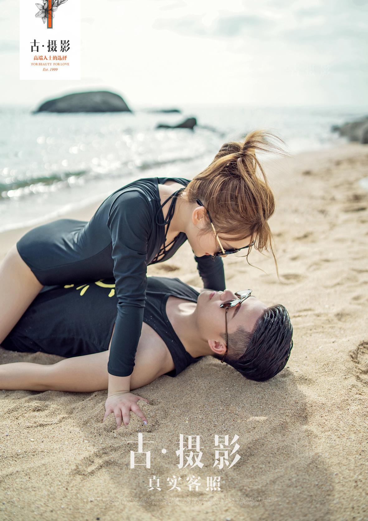 10月18日客片孙先生 甘小姐 - 每日客照 - love昆明古摄影-昆明婚纱摄影网