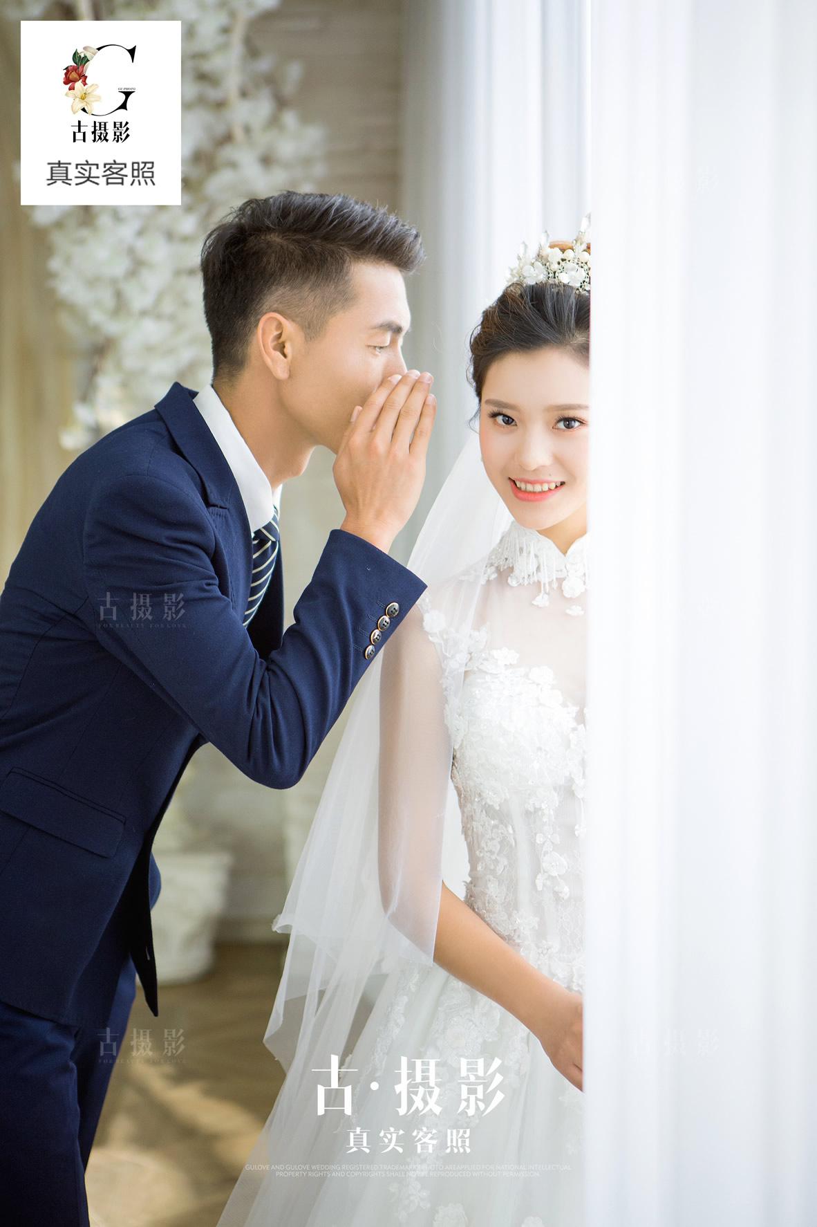 9月19日客片代先生 付小姐 - 每日客照 - love昆明古摄影-昆明婚纱摄影网