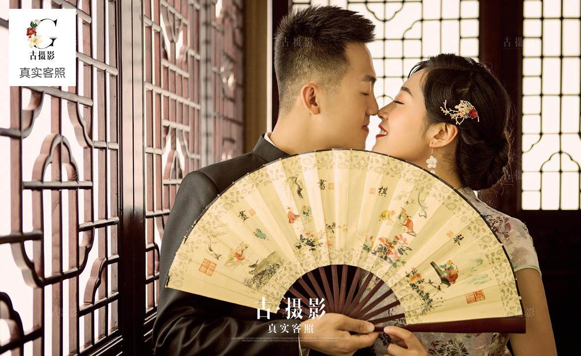 9月30日客片薛先生 王小姐 - 每日客照 - love昆明古摄影-昆明婚纱摄影网