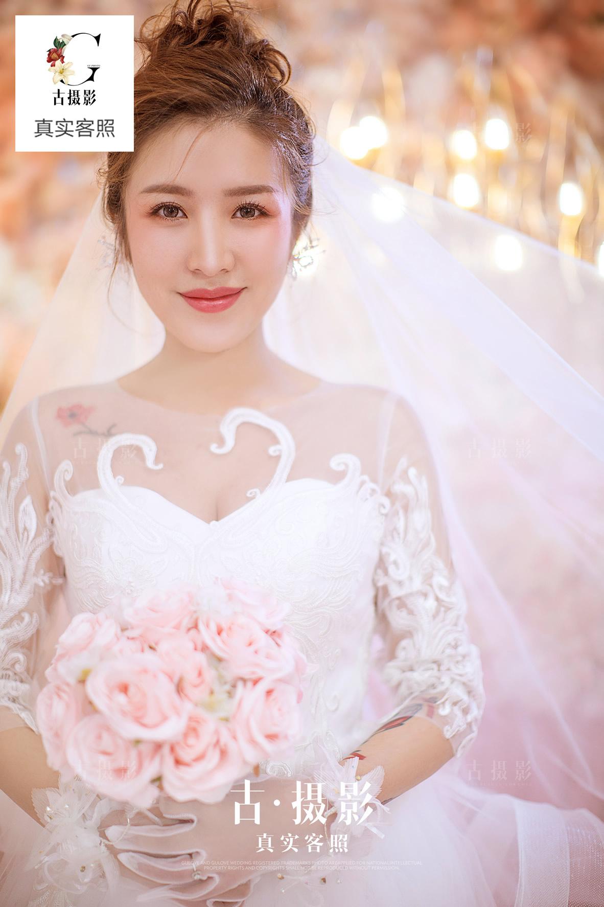 10月29日客片晏先生 邹小姐 - 每日客照 - love昆明古摄影-昆明婚纱摄影网