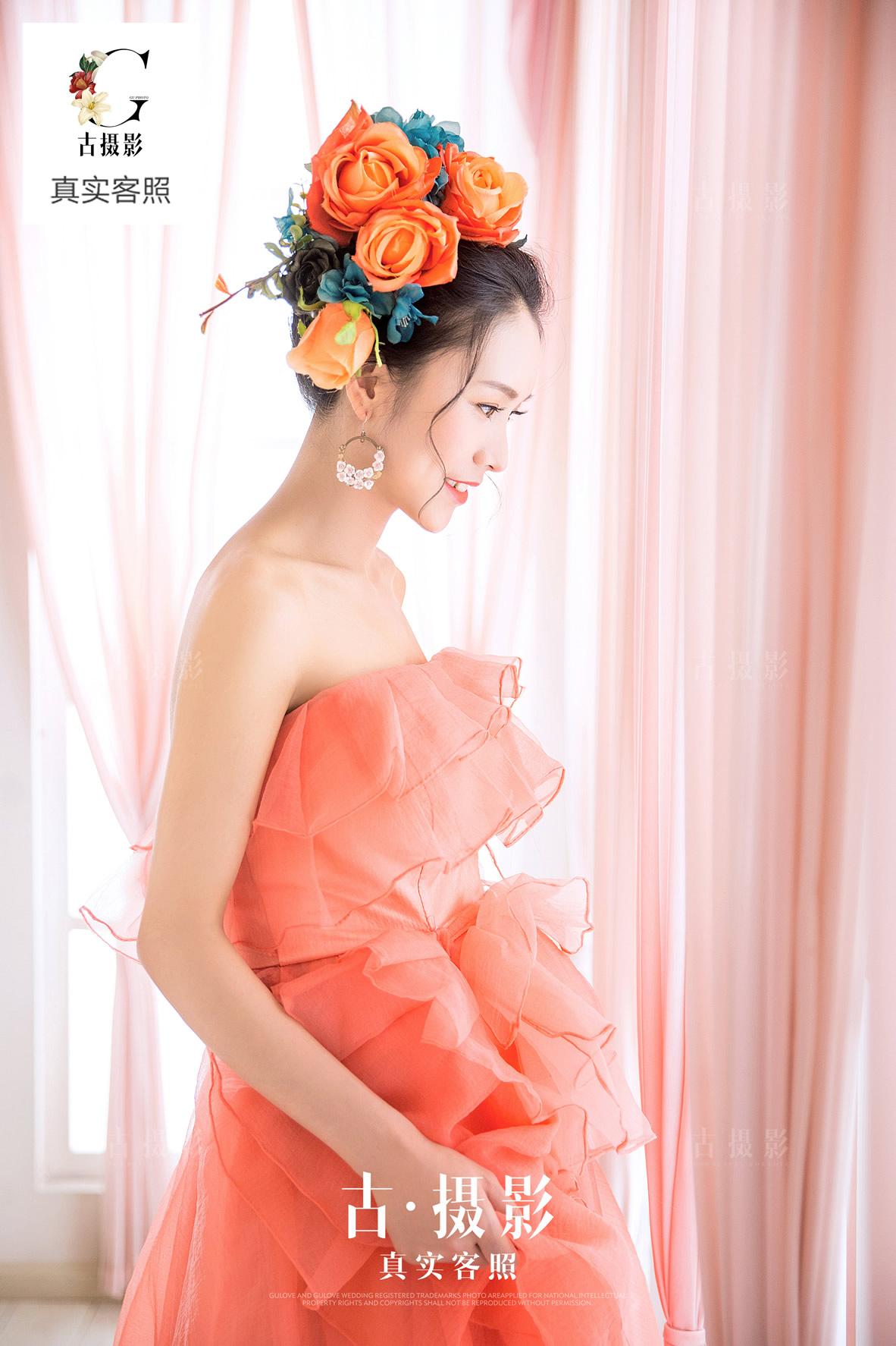10月8日客片袁先生 陈小姐 - 每日客照 - love昆明古摄影-昆明婚纱摄影网