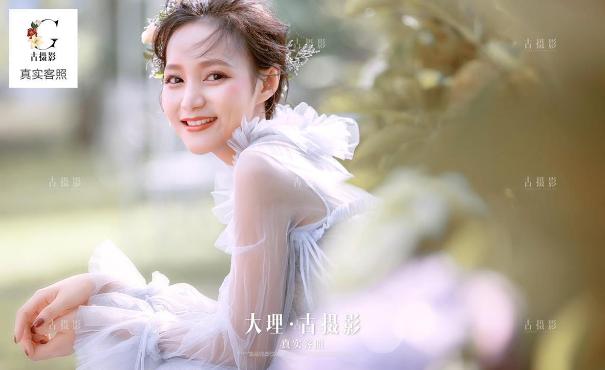 11月6日客片王先生 许小姐 - 每日客照 - love昆明古摄影-昆明婚纱摄影网
