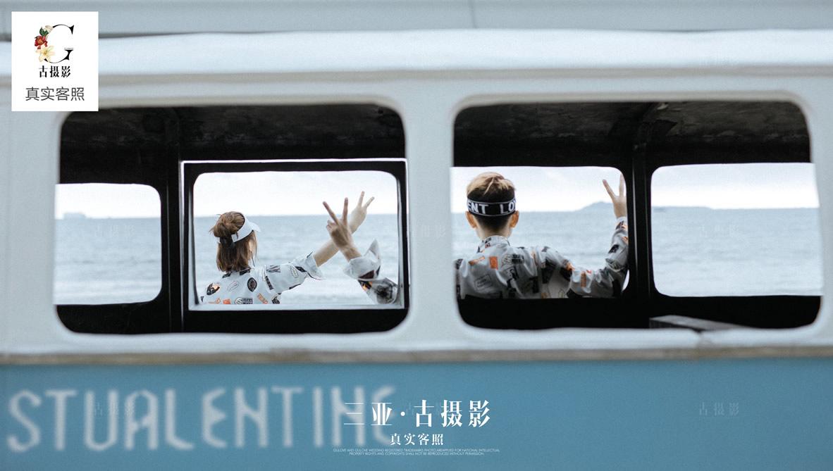 11月11日客片甘先生 熊小姐 - 每日客照 - love昆明古摄影-昆明婚纱摄影网