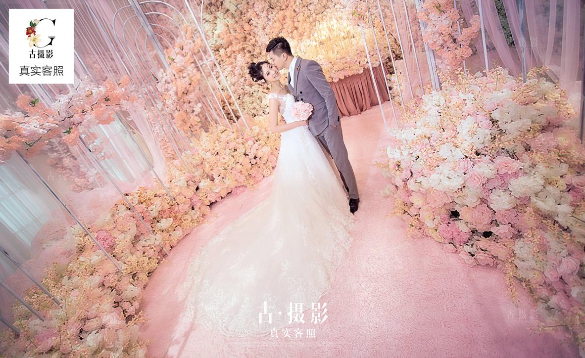 11月9日客片刘先生 李小姐 - 每日客照 - love昆明古摄影-昆明婚纱摄影网
