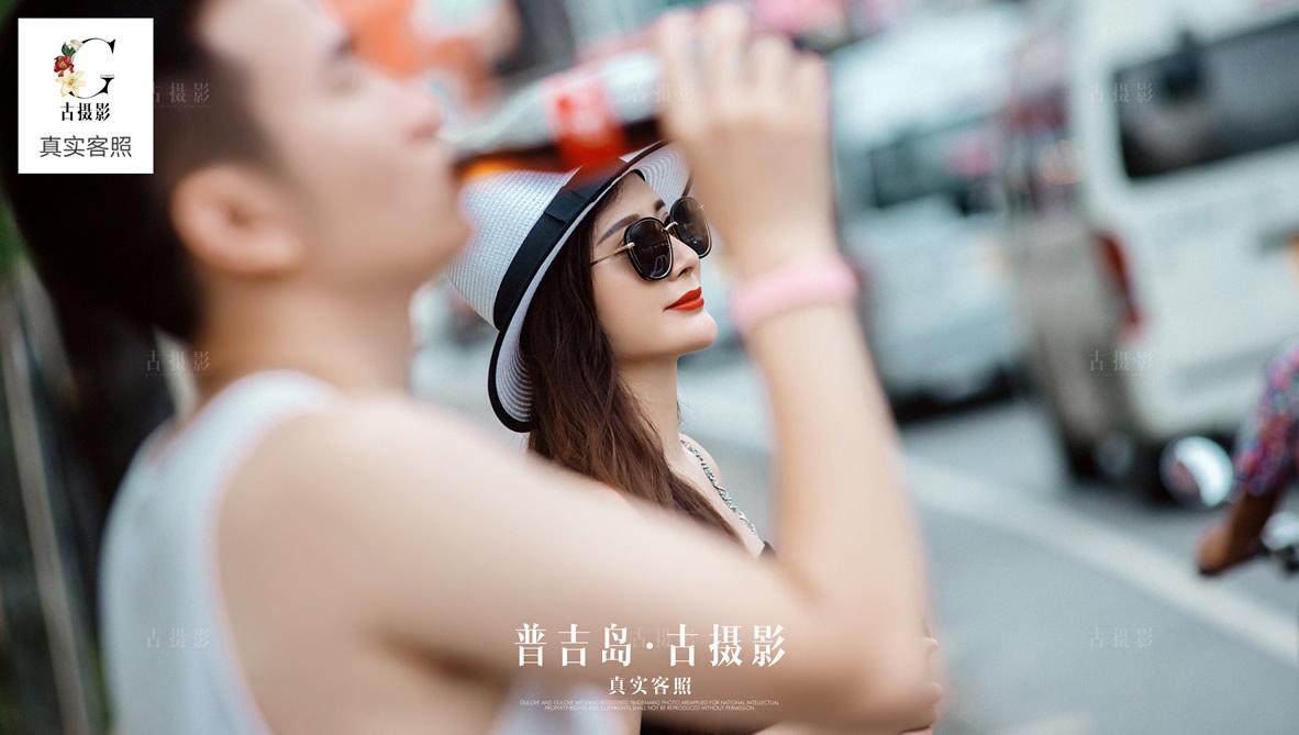 11月10日客片徐先生 葛小姐 - 每日客照 - love昆明古摄影-昆明婚纱摄影网