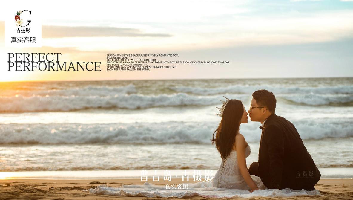 11月18日客片程先生 周小姐 - 每日客照 - love昆明古摄影-昆明婚纱摄影网