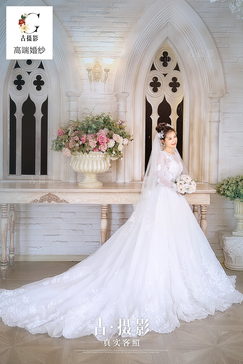 12月29日客片周先生 周小姐 - 每日客照 - love昆明古摄影-昆明婚纱摄影网