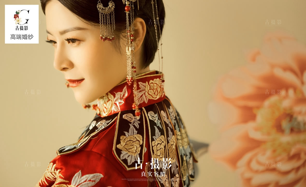 2月25日客片徐先生 阚小姐 - 每日客照 - love昆明古摄影-昆明婚纱摄影网