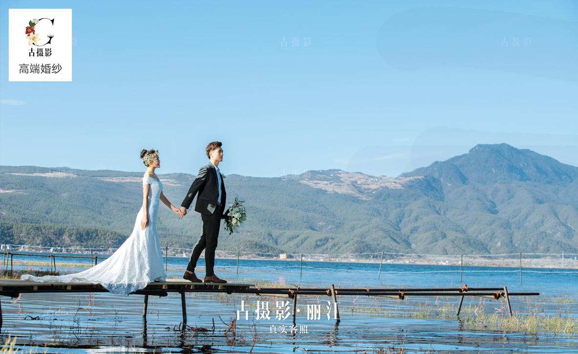2月7日客片王先生 徐小姐 - 每日客照 - love昆明古摄影-昆明婚纱摄影网