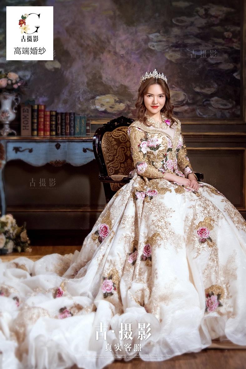 1月14日客片徐先生 王小姐 - 每日客照 - love昆明古摄影-昆明婚纱摄影网