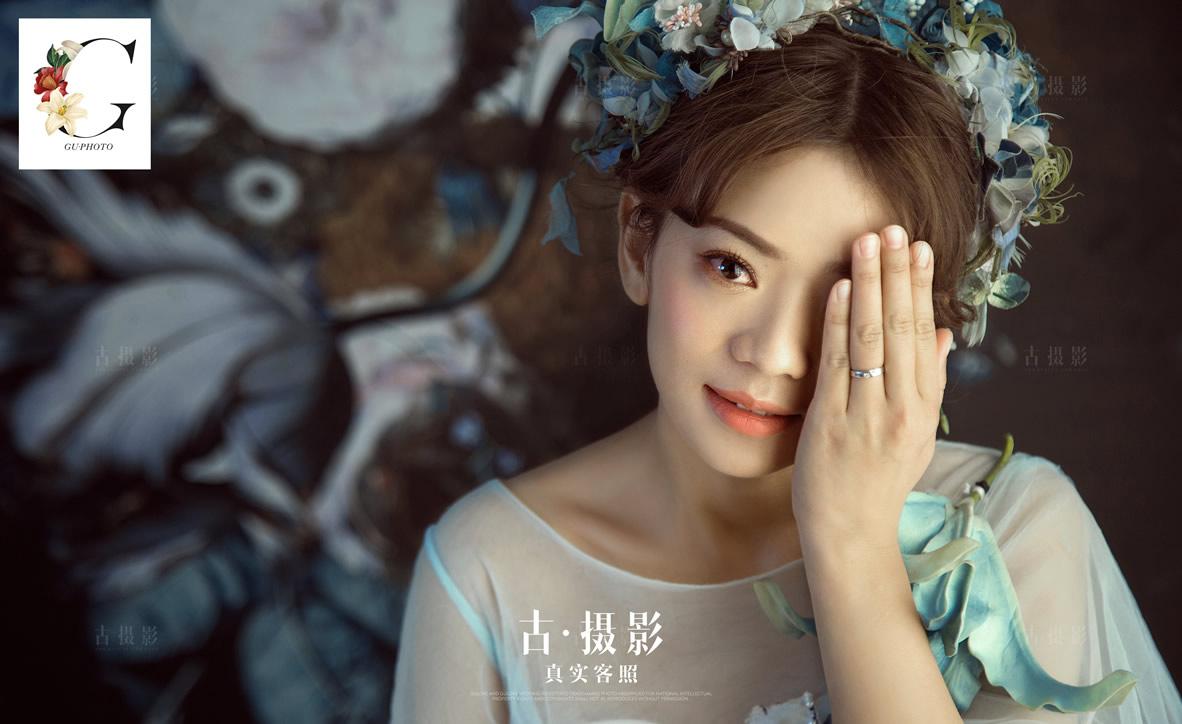 3月19日客片李先生 杨小姐 - 每日客照 - love昆明古摄影-昆明婚纱摄影网