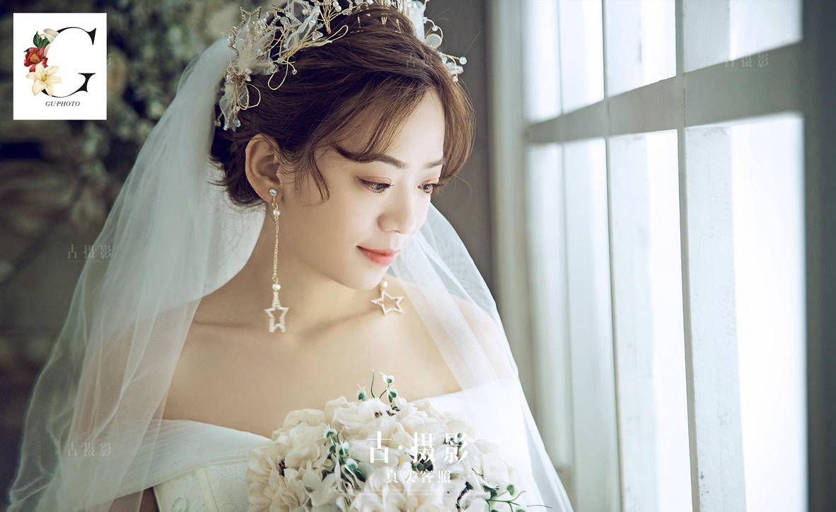 4月28日客片李先生 杨小姐 - 每日客照 - love昆明古摄影-昆明婚纱摄影网