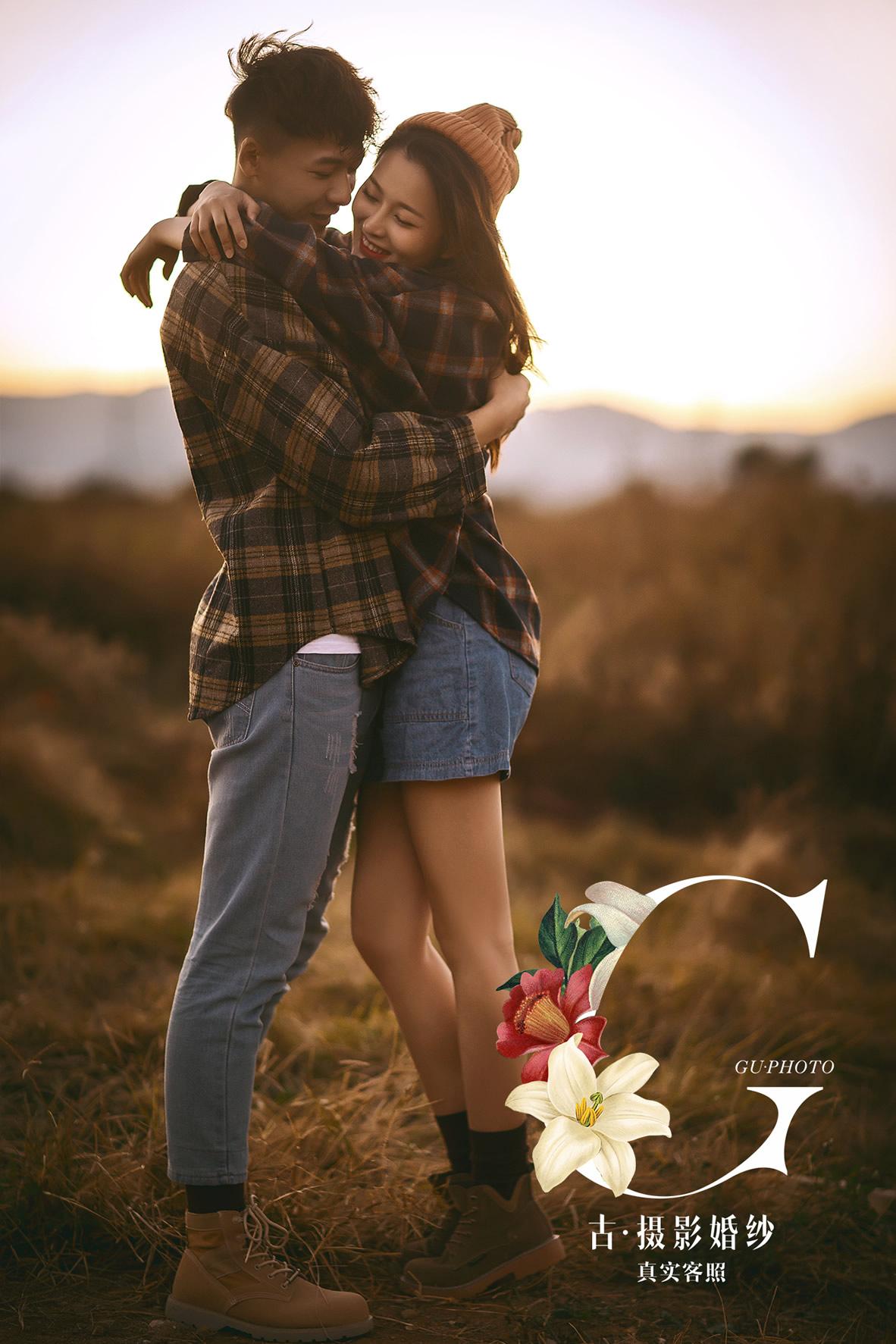 环湖旅拍 - 昆明婚纱景点客照 - love昆明古摄影-昆明婚纱摄影网