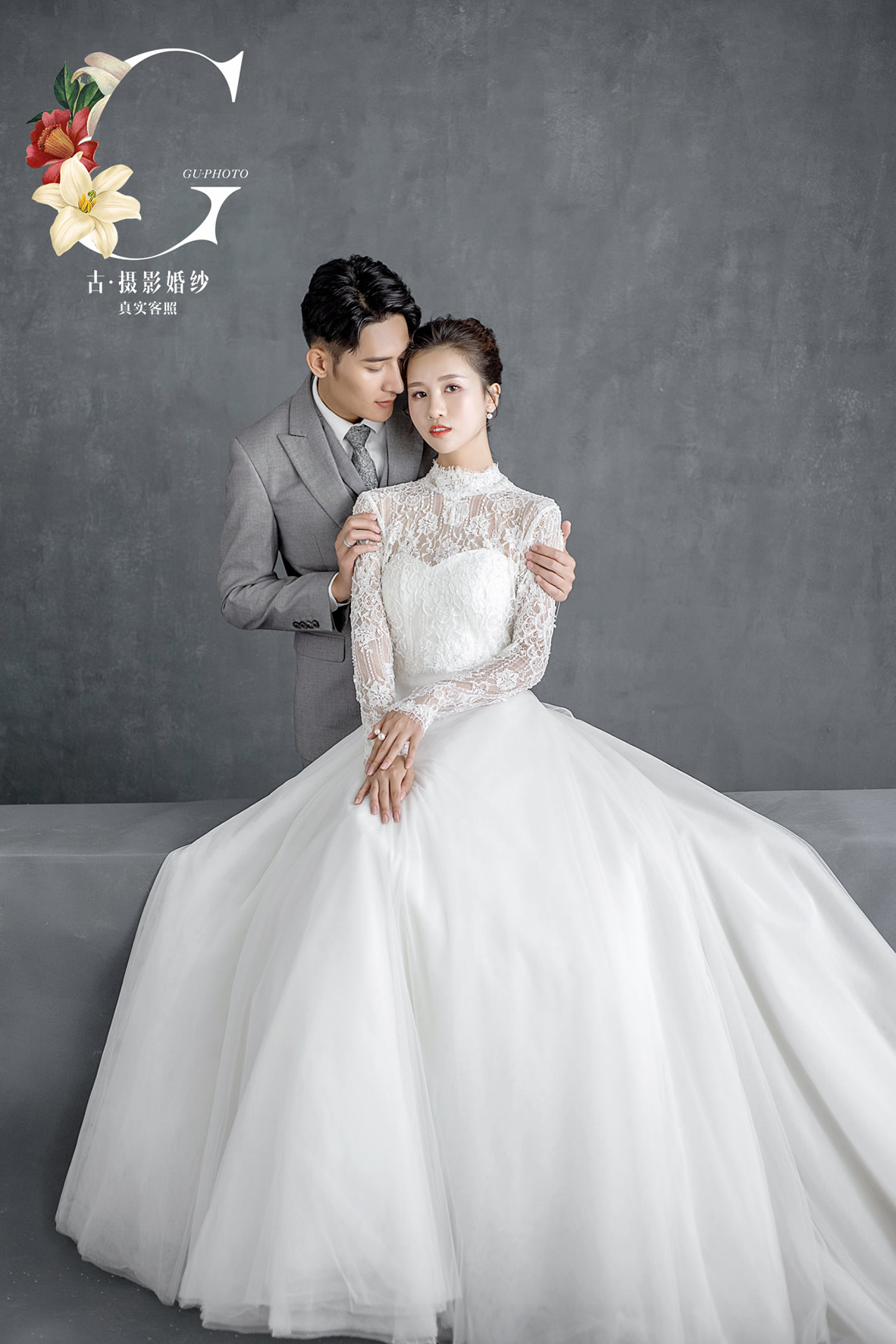朱先生 段小姐 - 每日客照 - love昆明古摄影-昆明婚纱摄影网