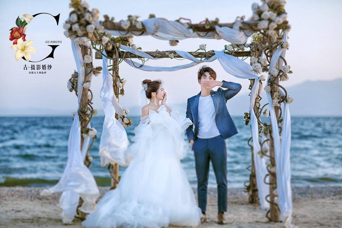 月亮湾 - 昆明婚纱景点客照 - love昆明古摄影-昆明婚纱摄影网