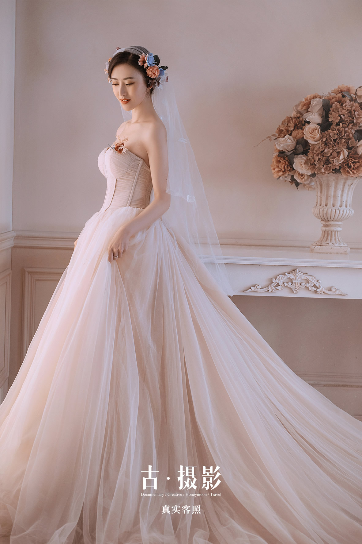 尹先生 童小姐 - 每日客照 - love昆明古摄影-昆明婚纱摄影网