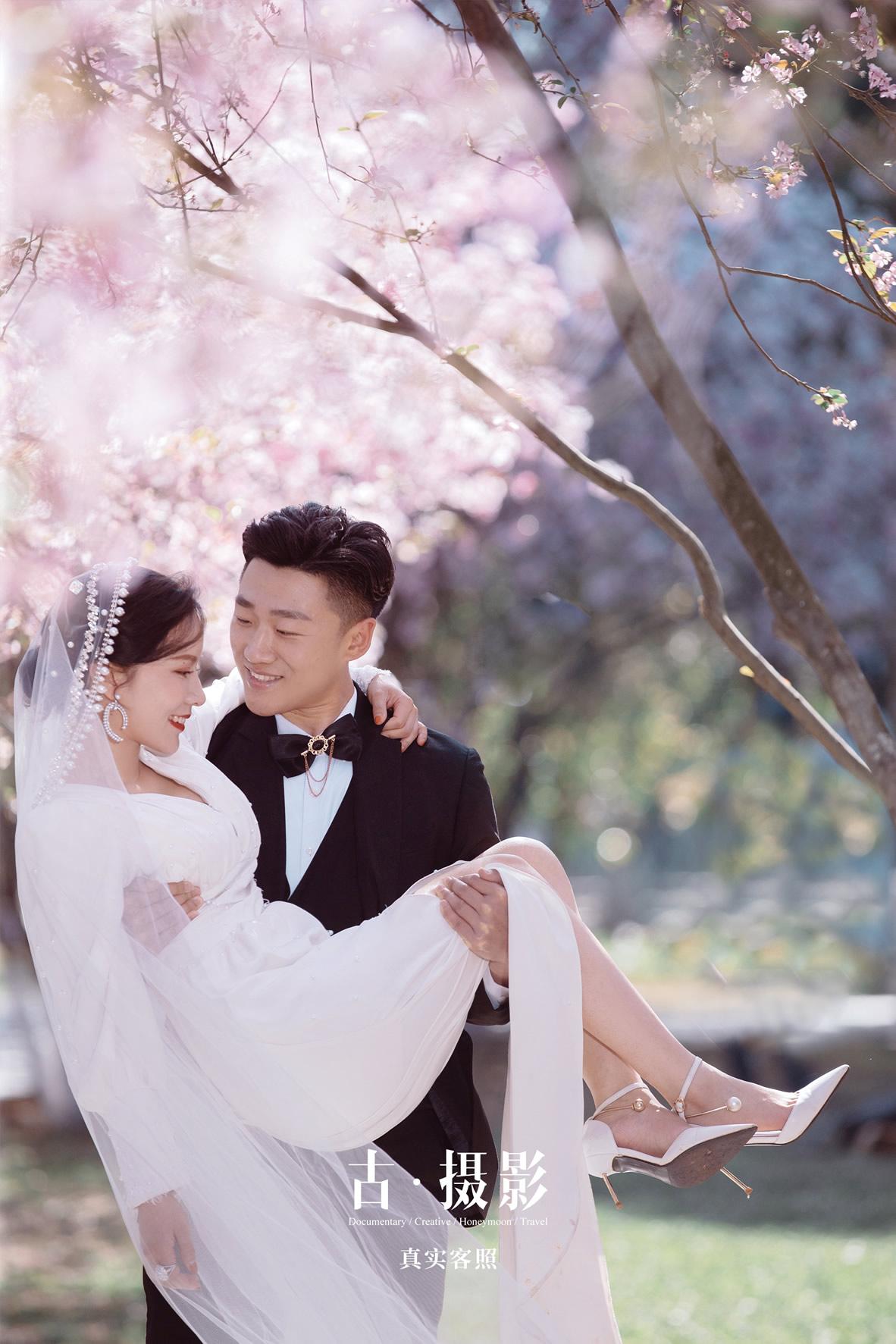刘先生 苏小姐 - 每日客照 - love昆明古摄影-昆明婚纱摄影网