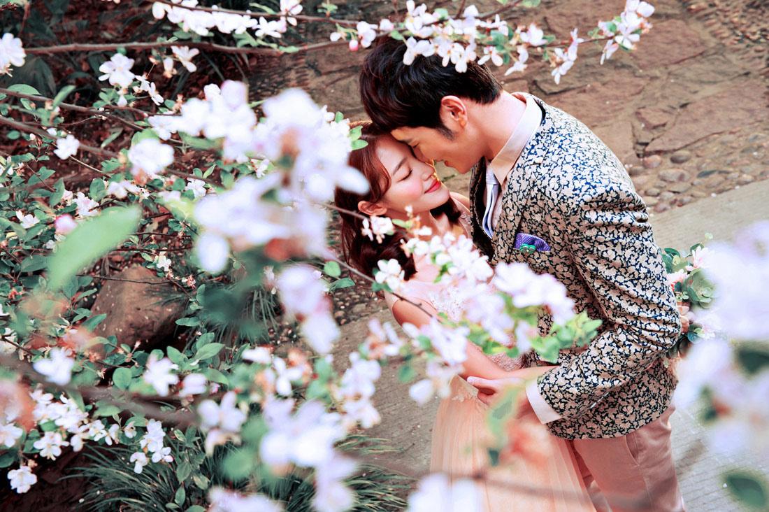 上海外景婚纱摄影