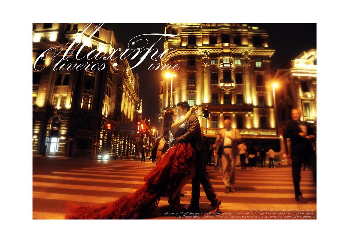 外滩客照 - 上海婚纱景点客照 - love上海古摄影-上海婚纱摄影网