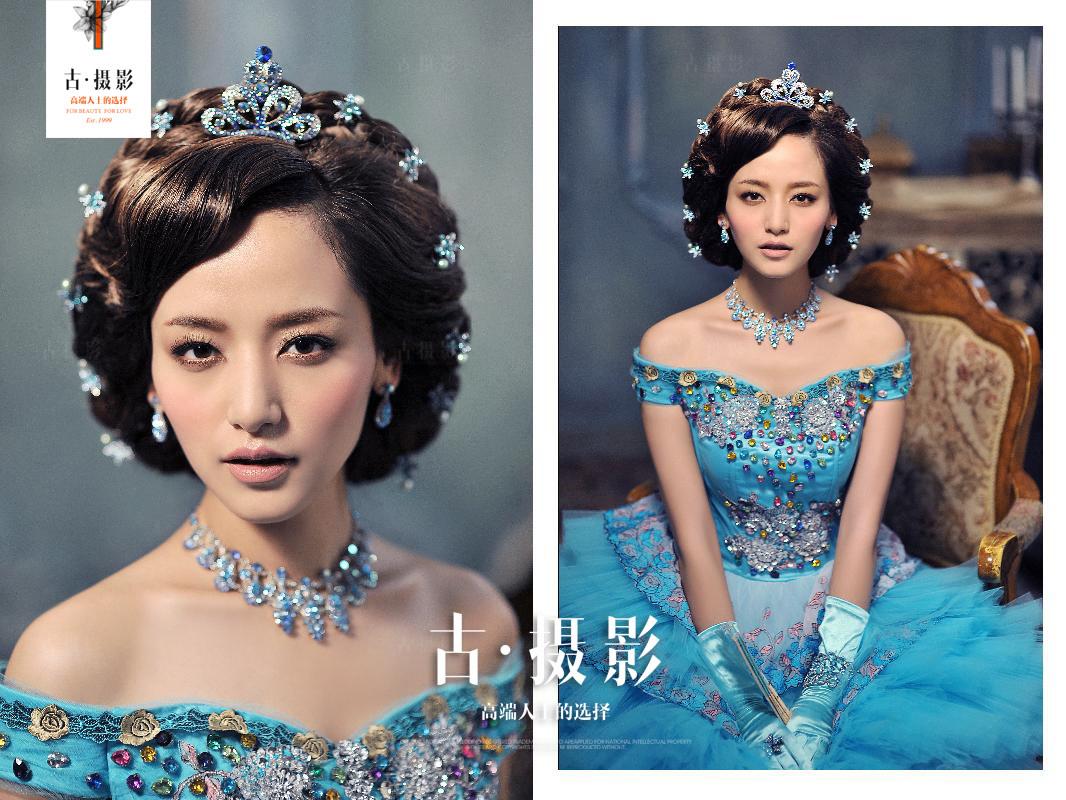 维也纳恋情 - 明星范 - love上海古摄影-上海婚纱摄影网