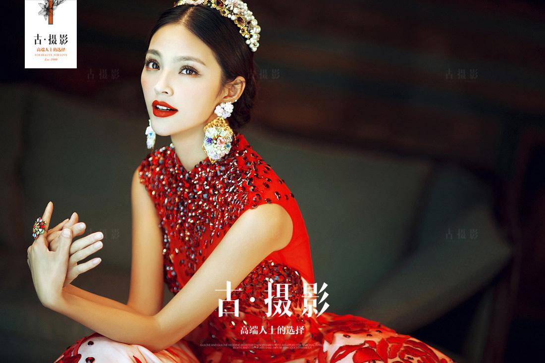 情迷红磨坊 - 明星范 - love上海古摄影-上海婚纱摄影网