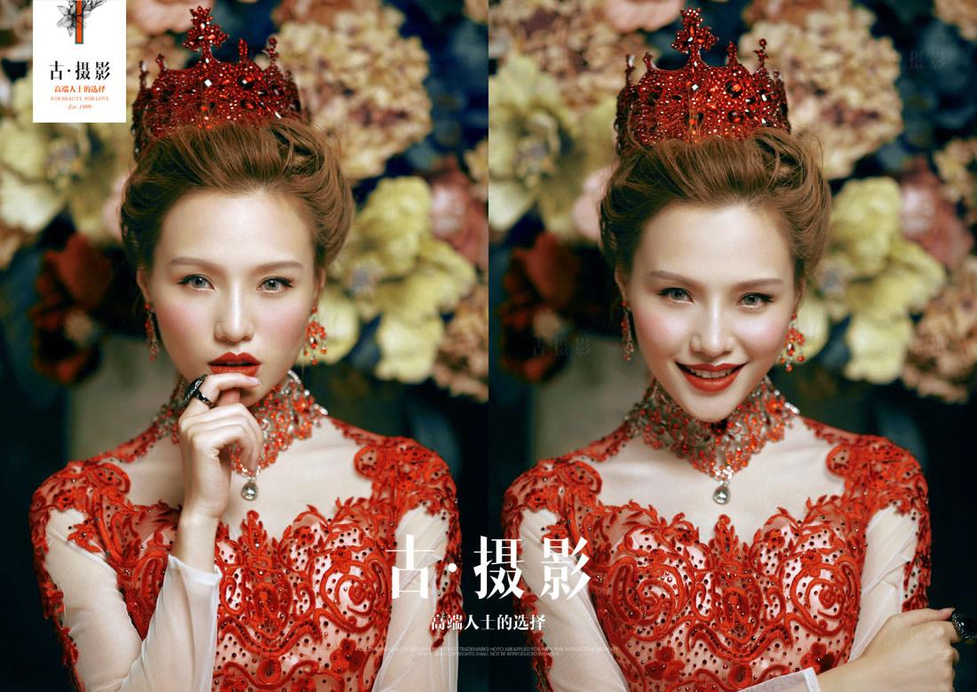 极致梦幻 - 明星范 - love上海古摄影-上海婚纱摄影网