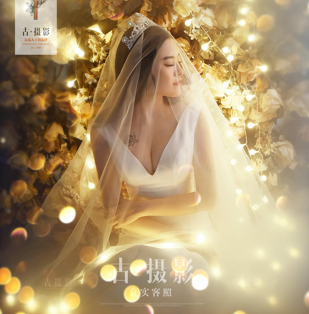 8月6日客片荆雍苪 费昊晨 - 每日客照 - love上海古摄影-上海婚纱摄影网