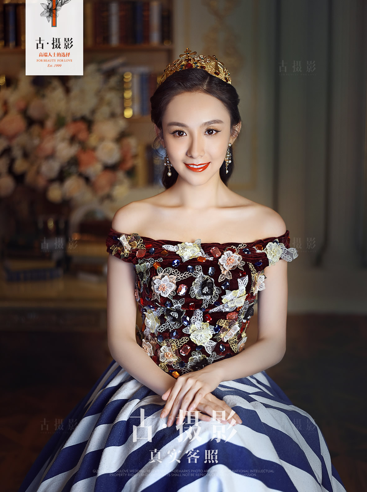 3月4日客片王小姐夫妇 - 每日客照 - love上海古摄影-上海婚纱摄影网