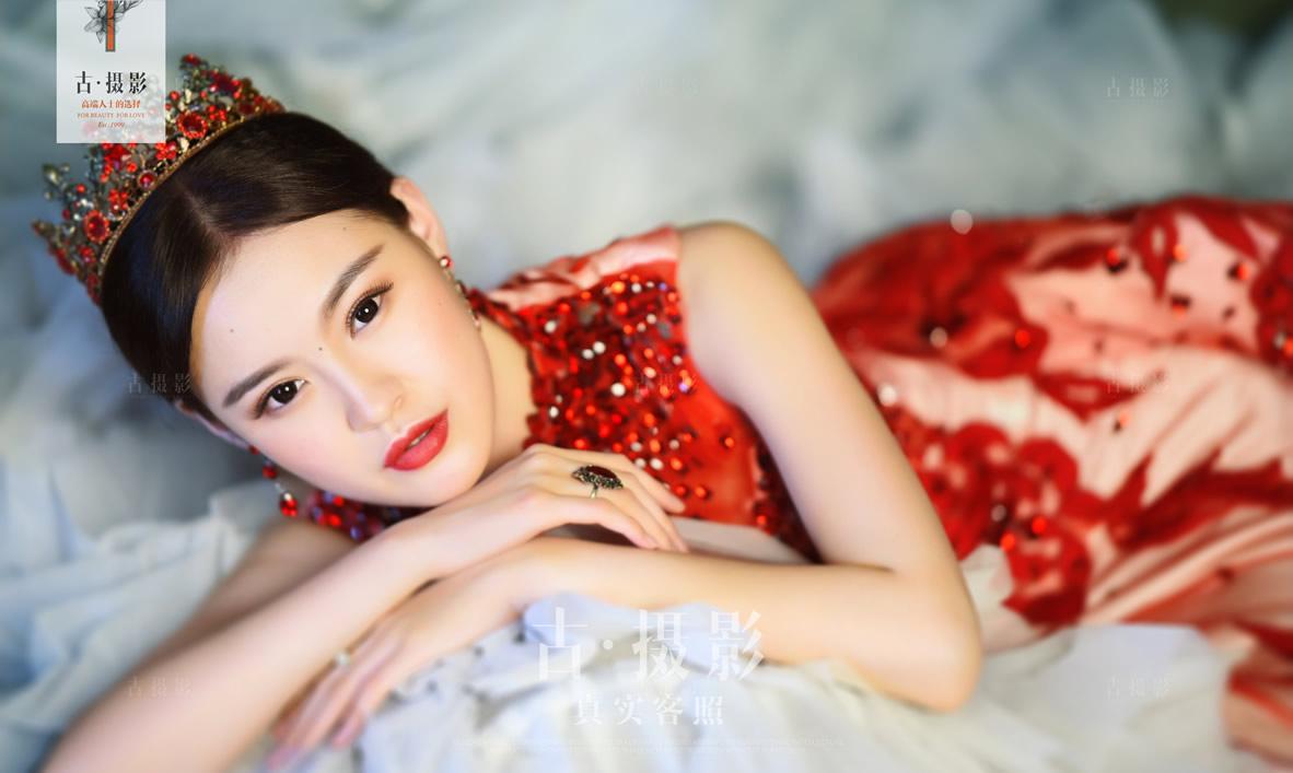 8月6日客片荆先生 费小姐 - 每日客照 - love上海古摄影-上海婚纱摄影网