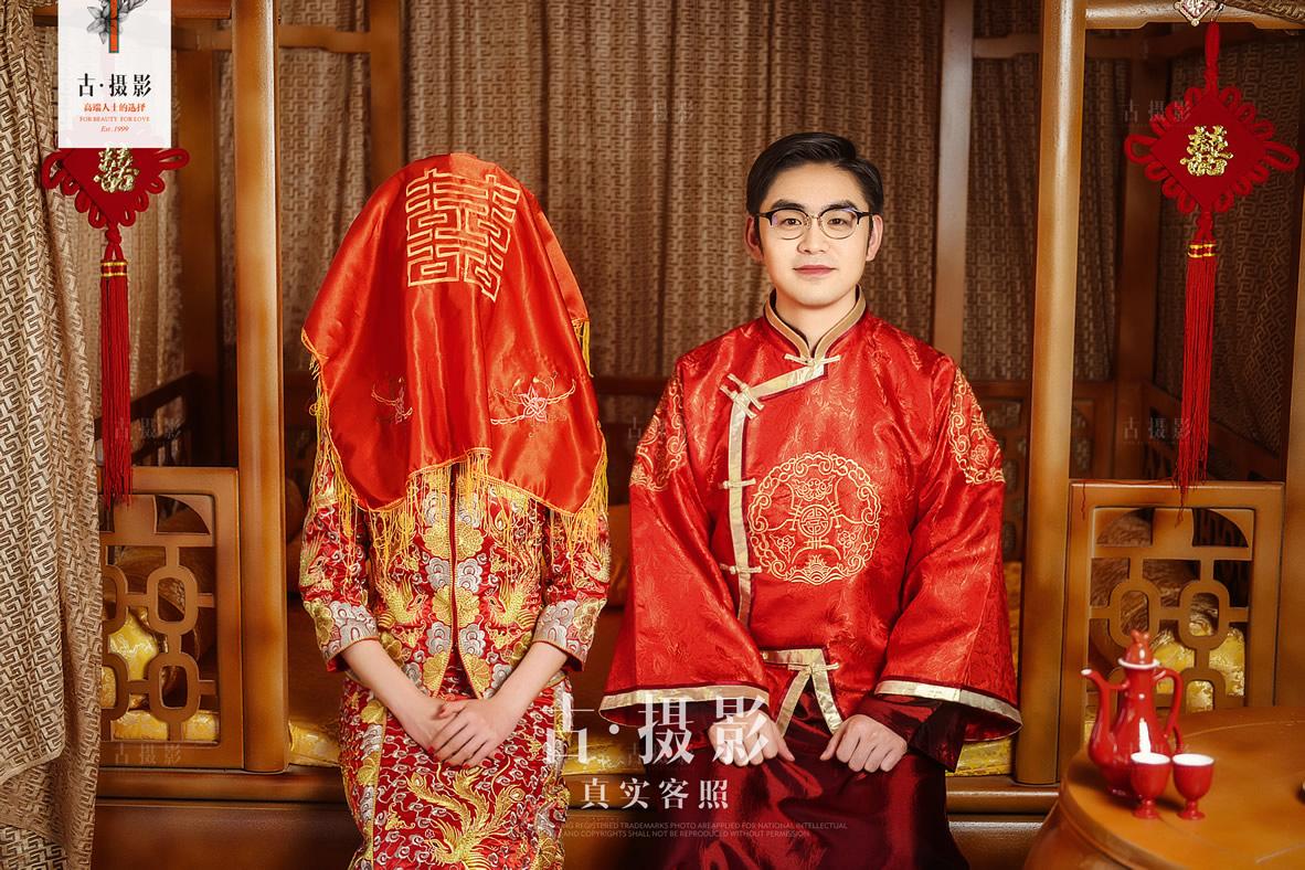 3月7日客片周先生  李小姐 - 每日客照 - love上海古摄影-上海婚纱摄影网