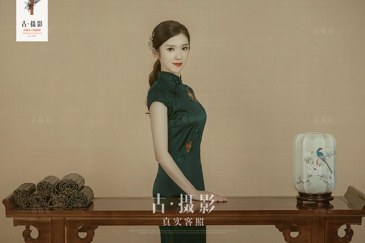 8月5日客片刘嘉夫妇 - 每日客照 - love上海古摄影-上海婚纱摄影网