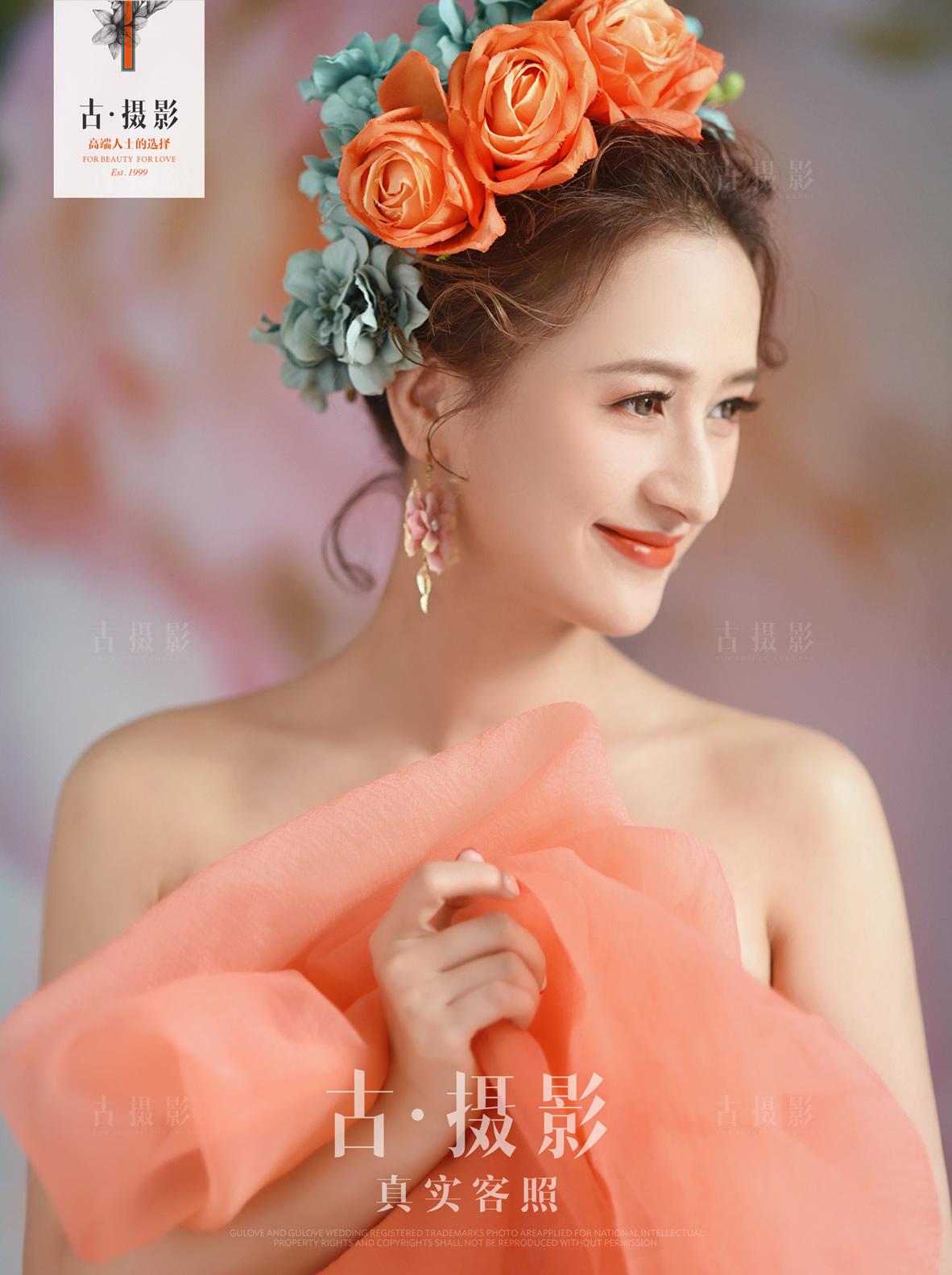 5月9日客片徐先生 孙小姐 - 每日客照 - love上海古摄影-上海婚纱摄影网