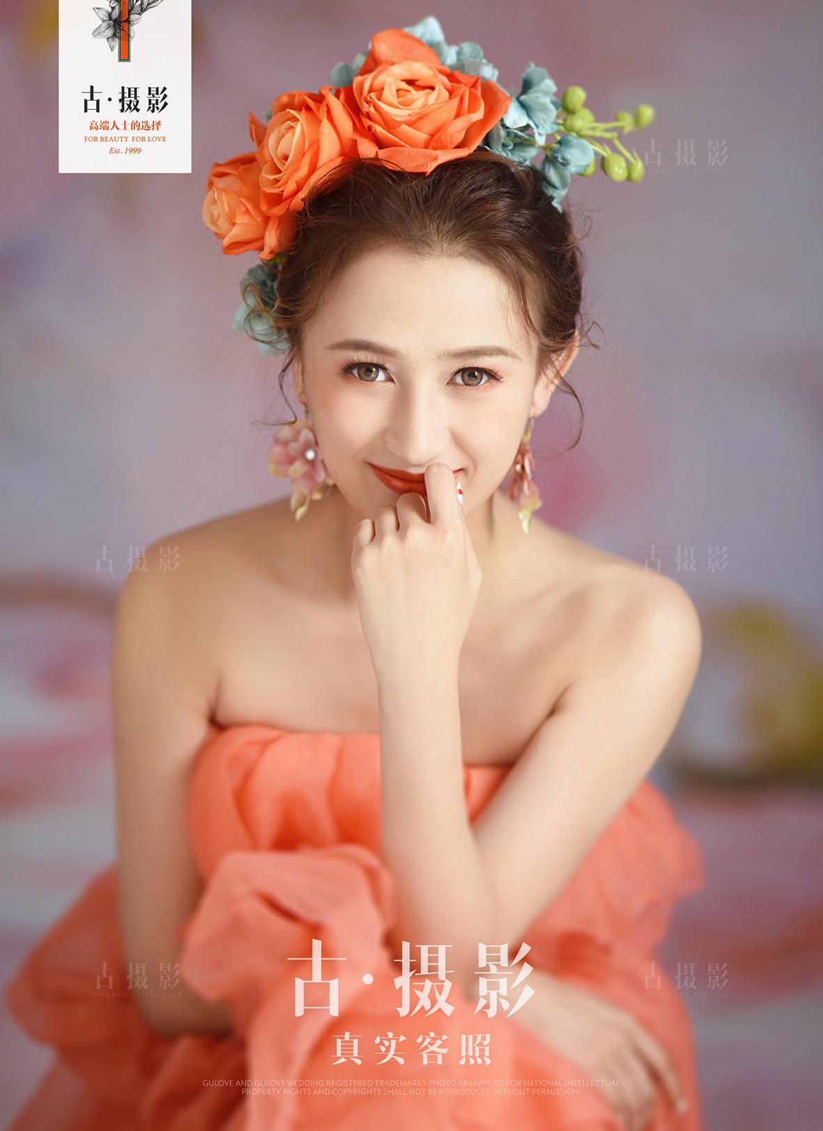 6月28日客片徐先生 孙小姐 - 每日客照 - love上海古摄影-上海婚纱摄影网
