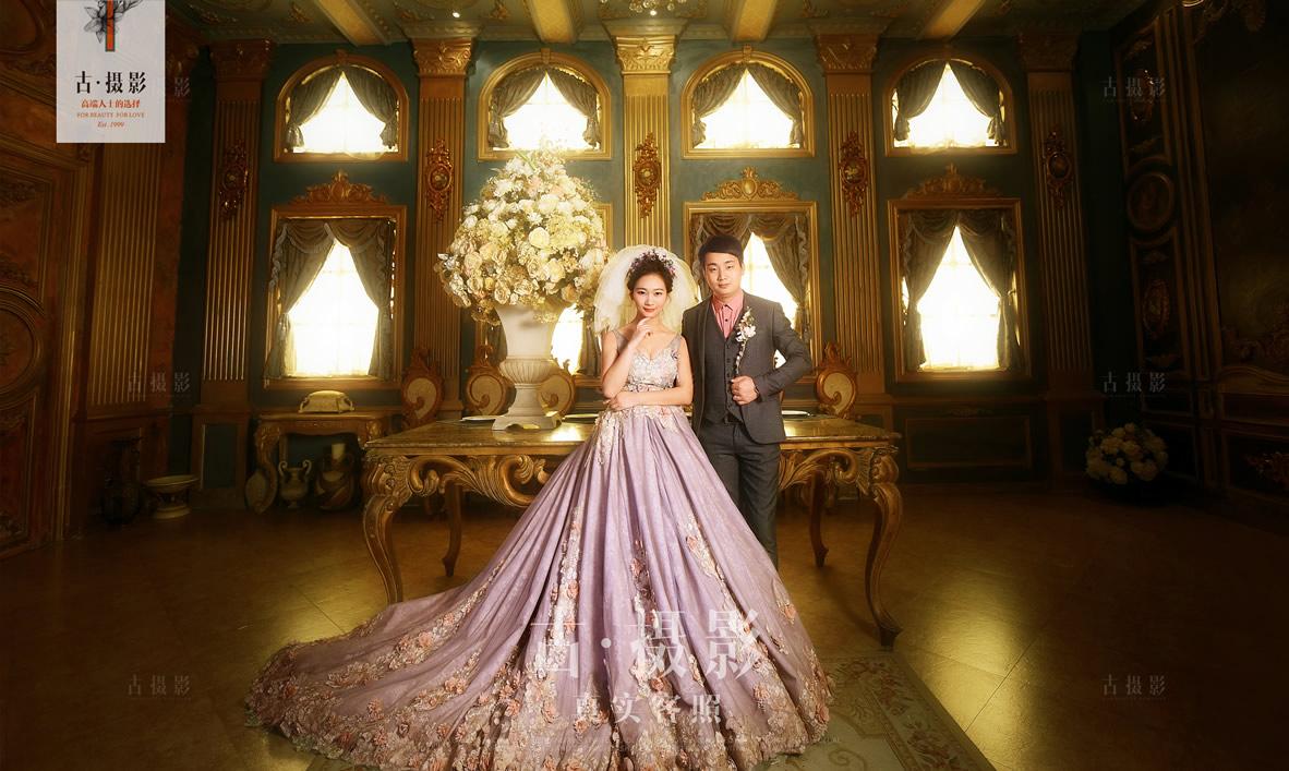 3月24日客片唐先生 朱小姐 - 每日客照 - love上海古摄影-上海婚纱摄影网
