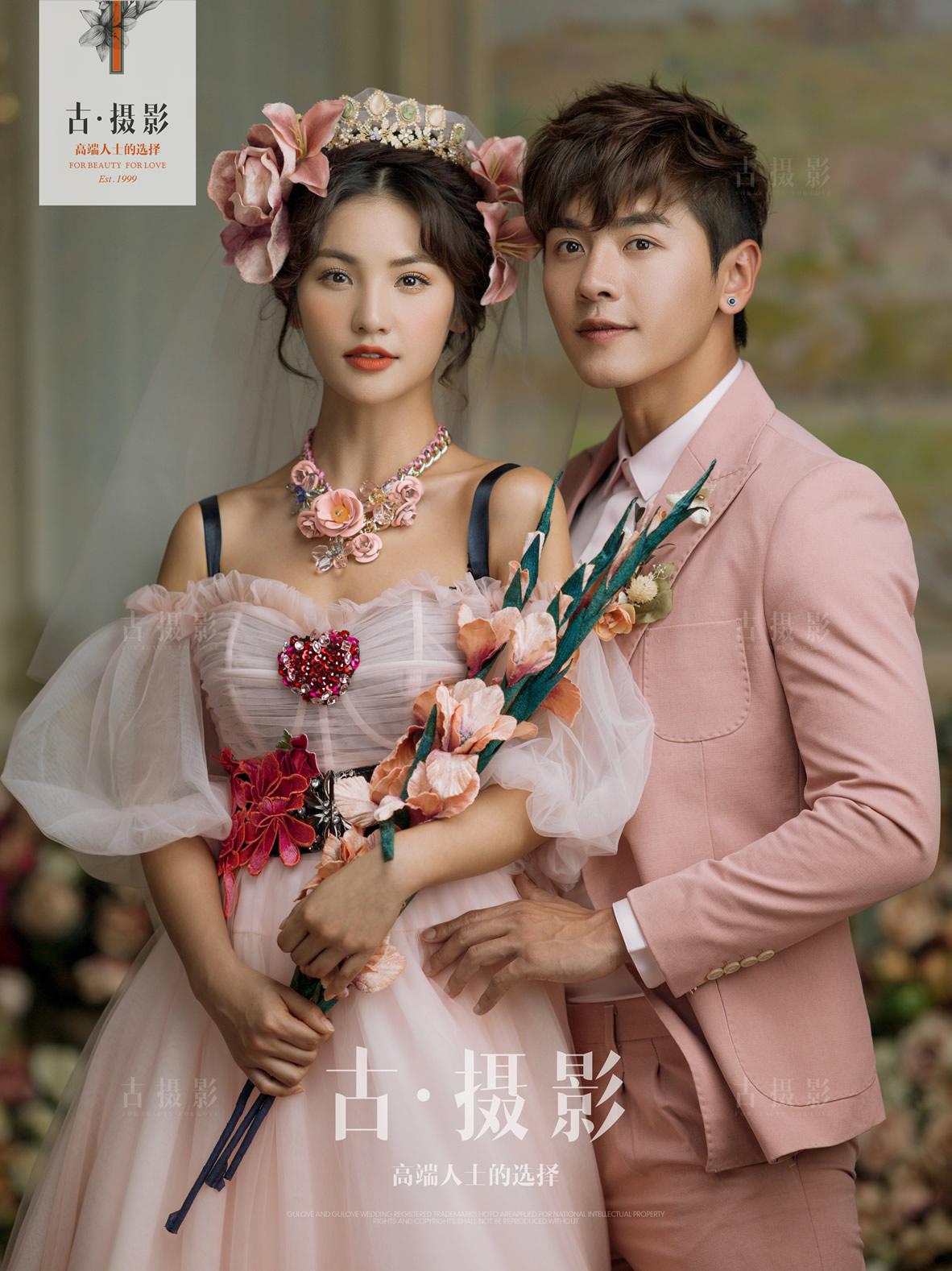 GRACE - 明星范 - love上海古摄影-上海婚纱摄影网