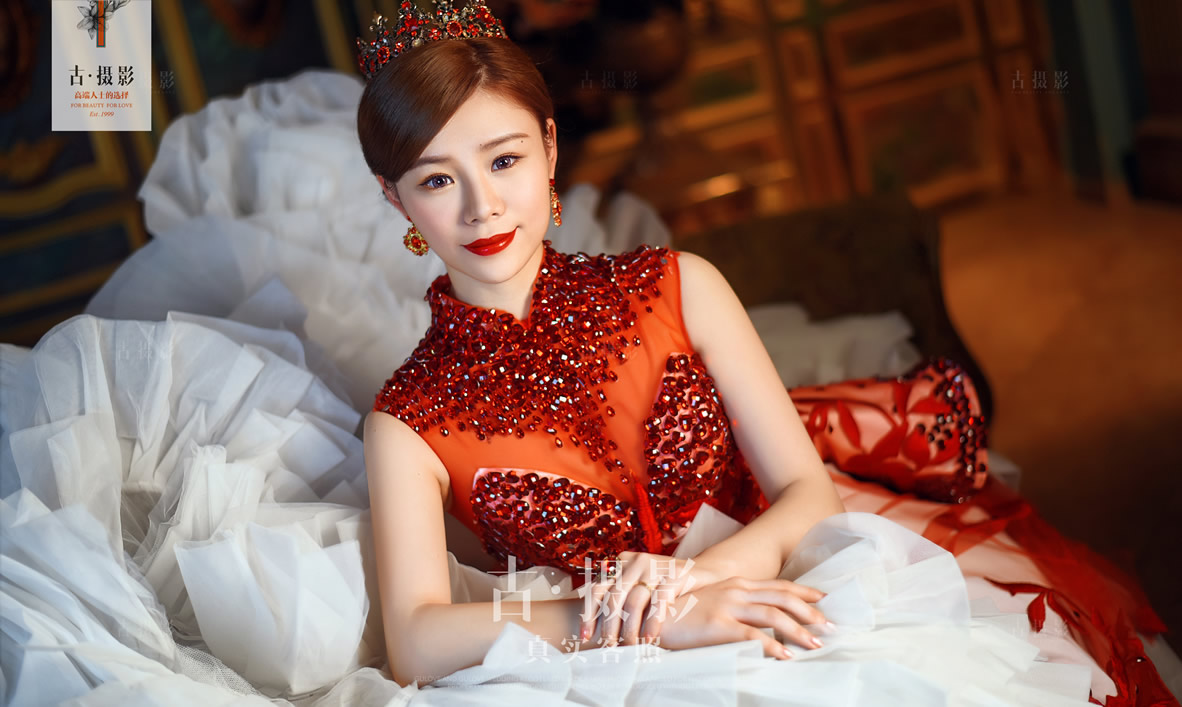 9月19日客片施先生 李小姐 - 每日客照 - love上海古摄影-上海婚纱摄影网