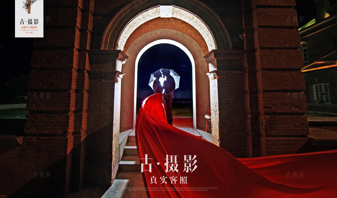 5月12日客片鲍先生 周小姐 - 每日客照 - love上海古摄影-上海婚纱摄影网