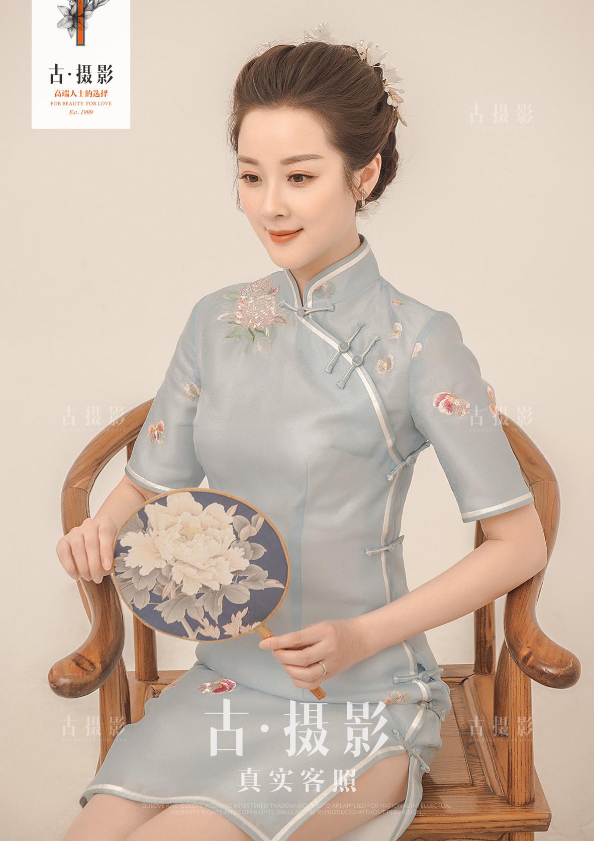 9月28日客片邬小姐 傅先生 - 每日客照 - love上海古摄影-上海婚纱摄影网
