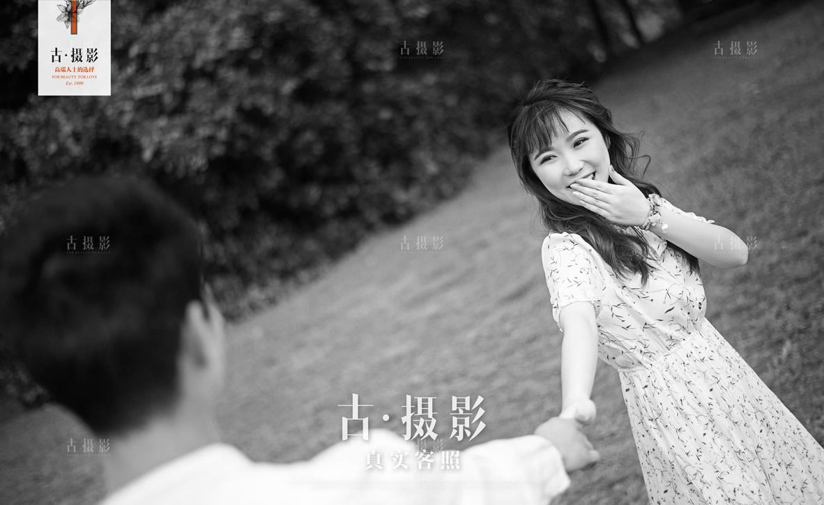 9月29日客片马先生 王小姐 - 每日客照 - love上海古摄影-上海婚纱摄影网