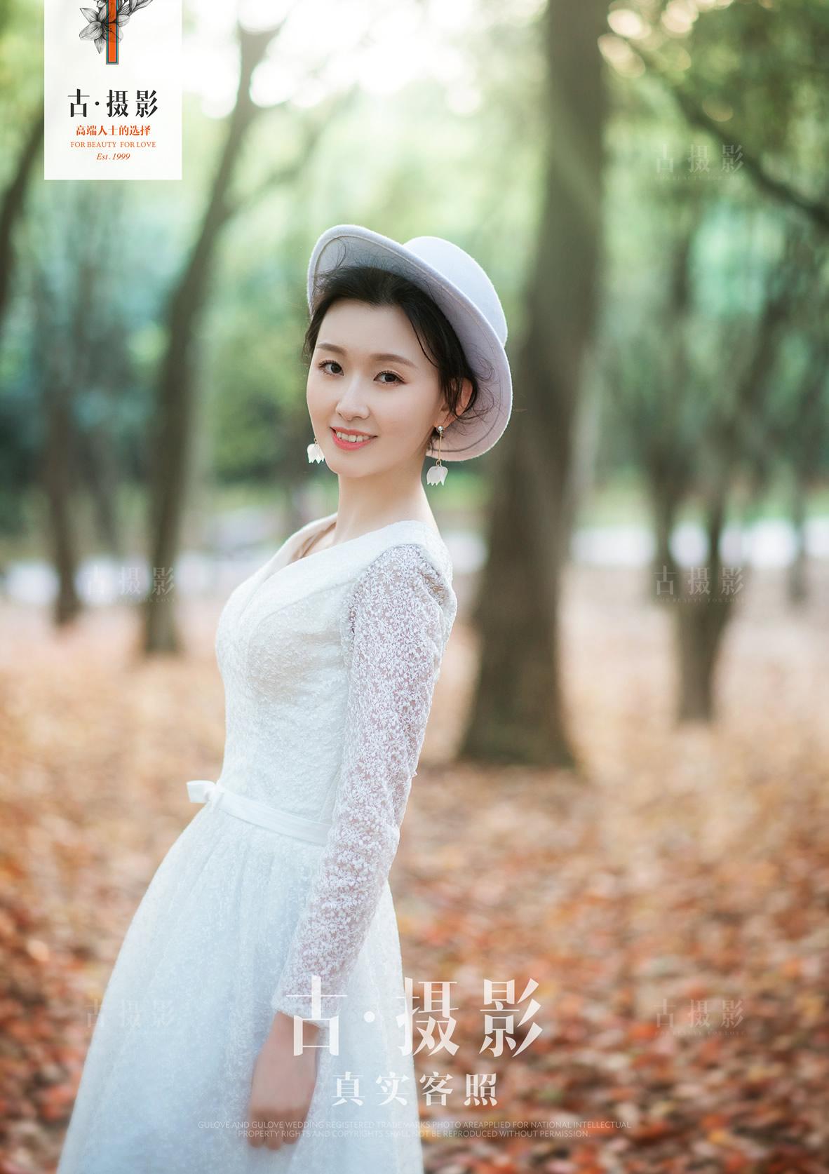 8月2日客片周先生 康小姐 - 每日客照 - love上海古摄影-上海婚纱摄影网