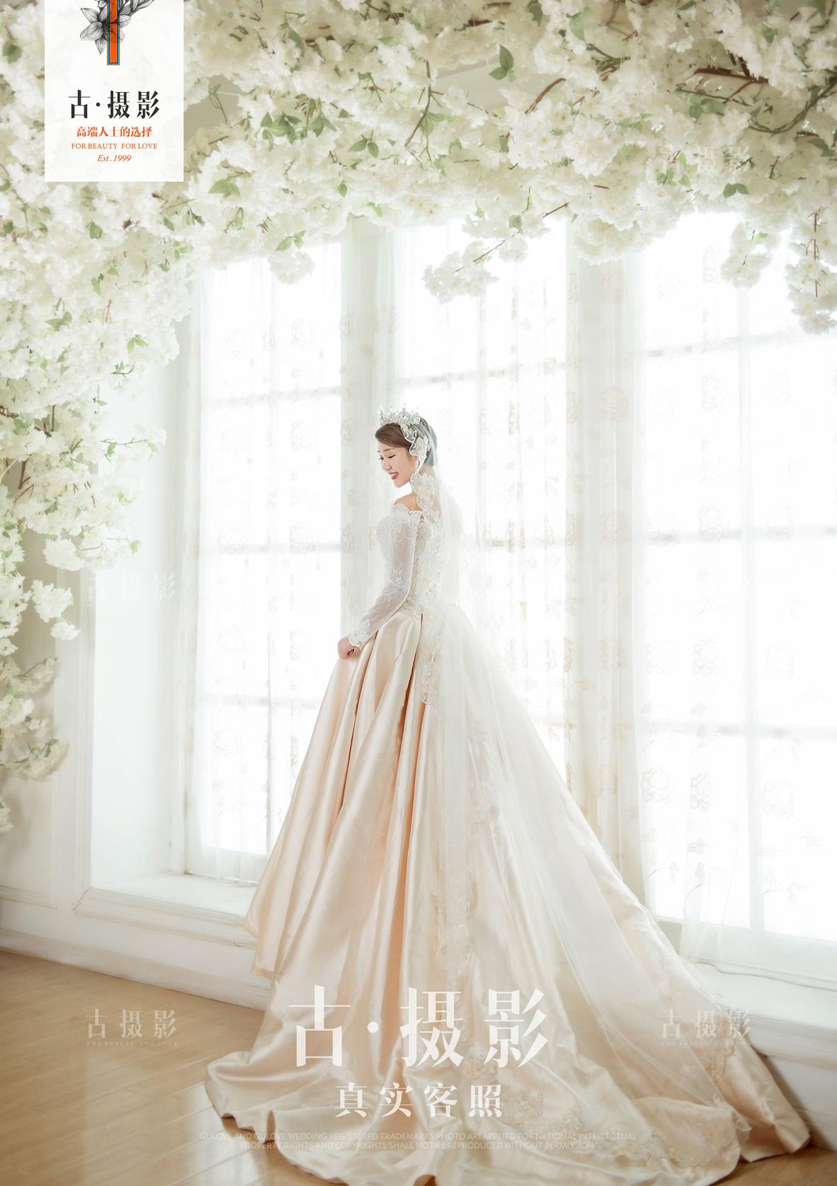 10月2日客片马先生 胡小姐 - 每日客照 - love上海古摄影-上海婚纱摄影网