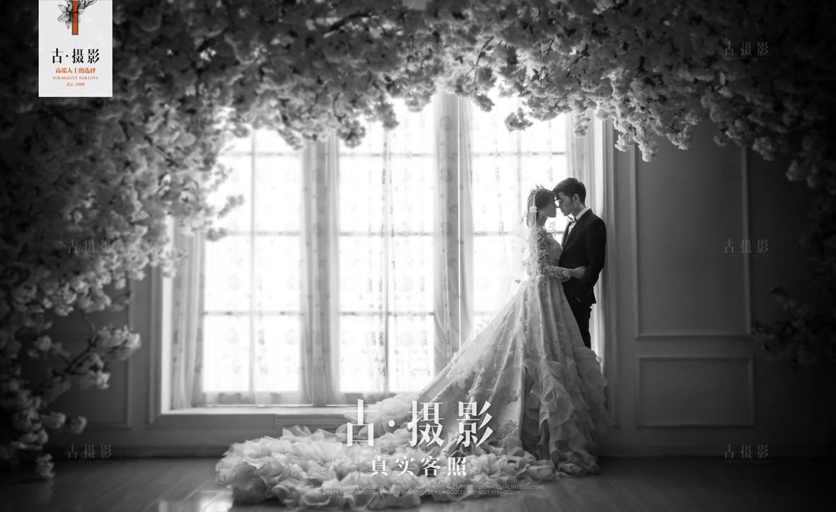 8月4日客片吕先生夫妇 - 每日客照 - love上海古摄影-上海婚纱摄影网