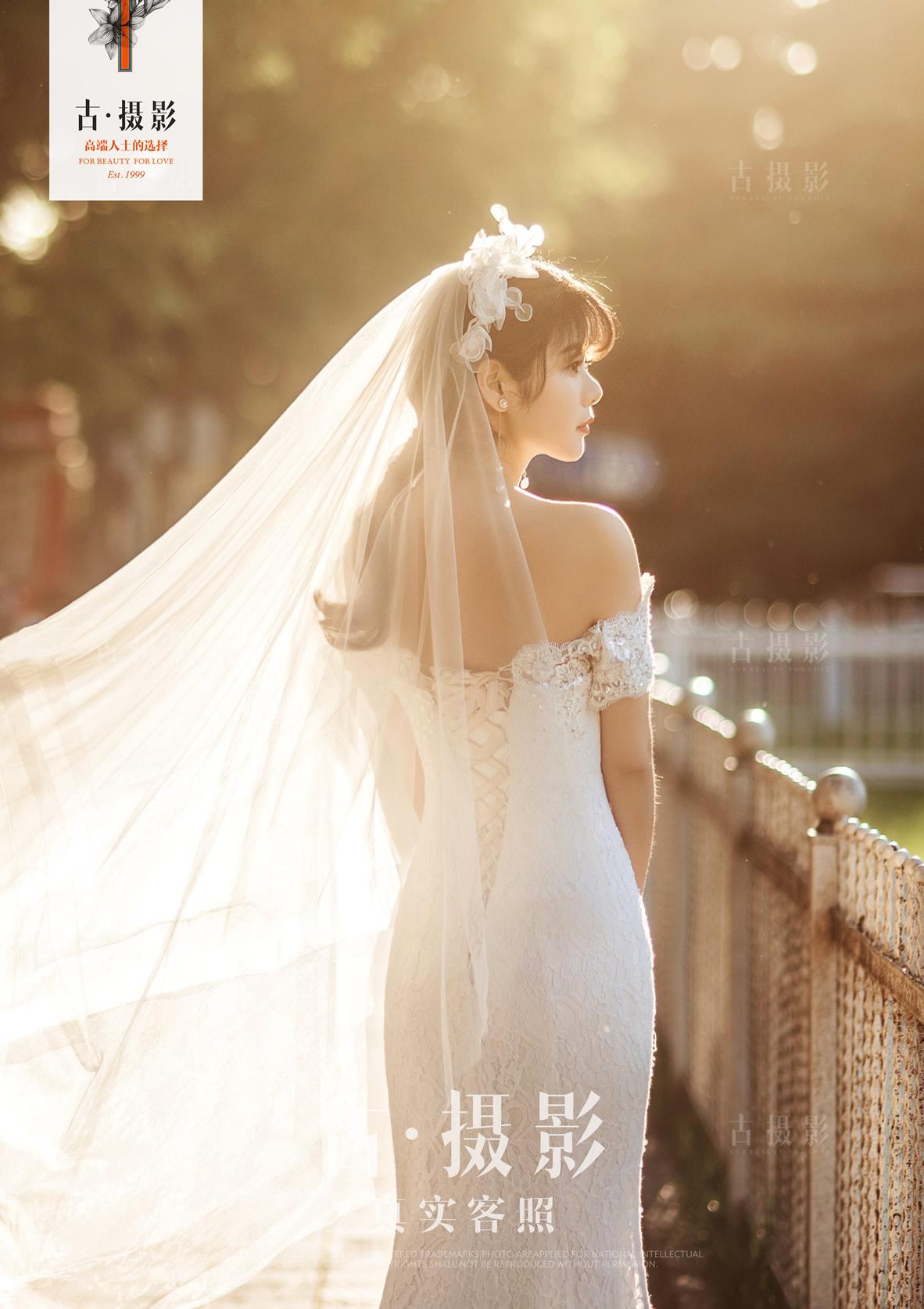 4月11日客片朱小姐夫妇 - 每日客照 - love上海古摄影-上海婚纱摄影网